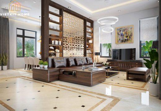 thiết kế, thi công Biệt Thự tại Vietkit Home