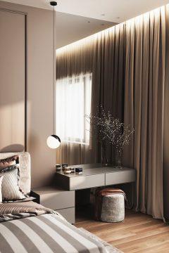 Bàn Phấn Đẹp/Bàn Trang Điểm Đẹp 2021- Vietkit Home